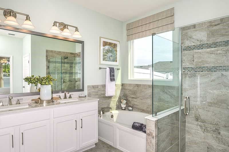 Bathroom featured in the Gemstone By David Weekley Homes in Sarasota-Bradenton, FL