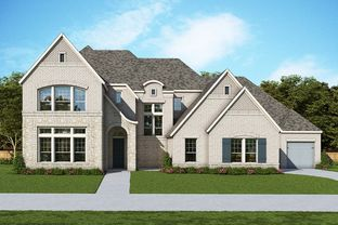 Castlewood - Sterling Creek 90': Friendswood, Texas - David Weekley Homes