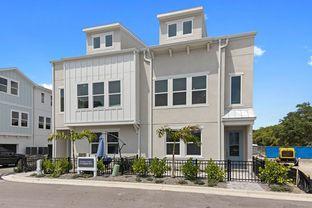 Ferry - Villas at Payne Park Village: Sarasota, Florida - David Weekley Homes