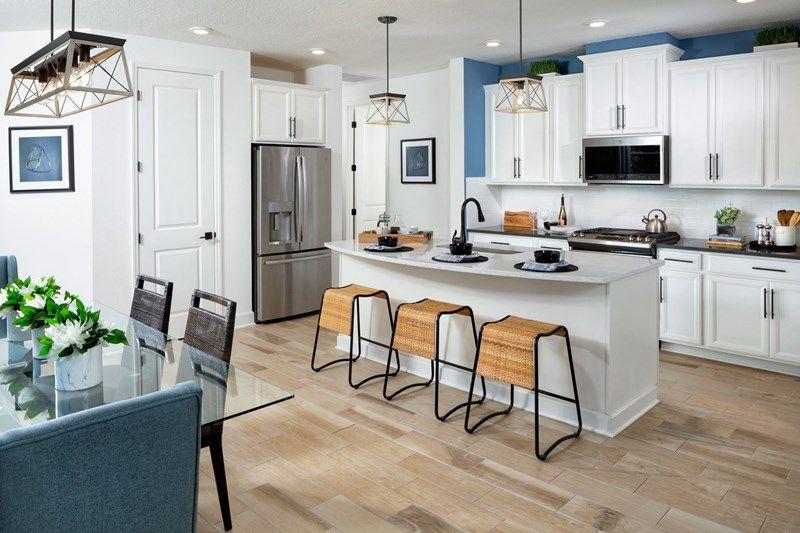 Kitchen featured in the Haden By David Weekley Homes in Jacksonville-St. Augustine, FL