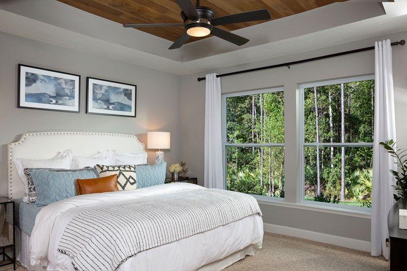 Bedroom featured in the Haden By David Weekley Homes in Jacksonville-St. Augustine, FL