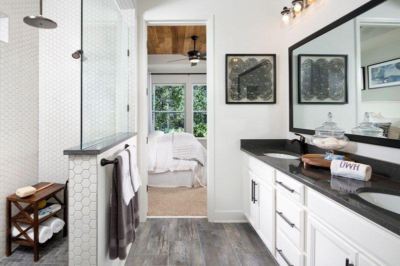 Bathroom featured in the Haden By David Weekley Homes in Jacksonville-St. Augustine, FL