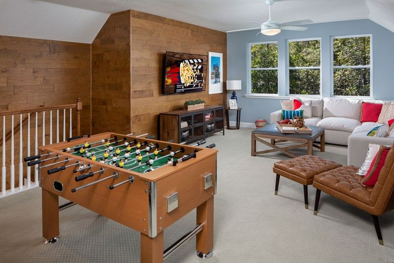 Living Area featured in the Irondale By David Weekley Homes in Jacksonville-St. Augustine, FL