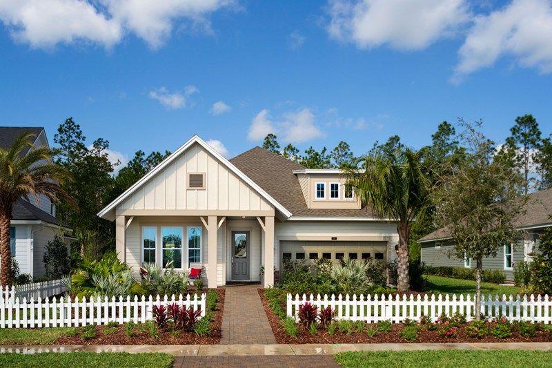 'Settler's Landing at Nocatee 40'' by David Weekley Homes in Jacksonville-St. Augustine