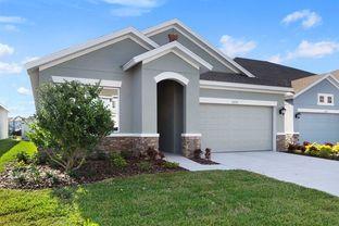 Crestview - North River Ranch - Garden Series: Parrish, Florida - David Weekley Homes