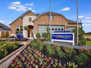 Stratton - Carmel Creek: Hutto, Texas - David Weekley Homes