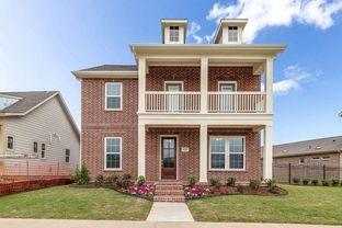 Banyan - HomeTown Cottage: North Richland Hills, Texas - David Weekley Homes