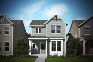 Huntmere - HomeTown Garden: North Richland Hills, Texas - David Weekley Homes