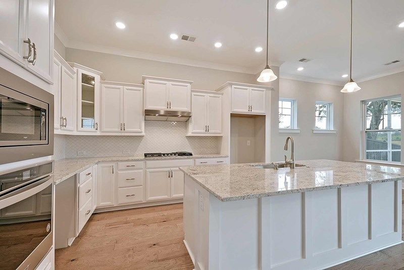 Kitchen featured in the Goodall By David Weekley Homes in Charleston, SC