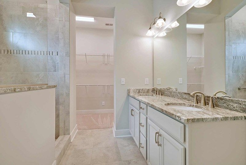 Bathroom featured in the Goodall By David Weekley Homes in Charleston, SC