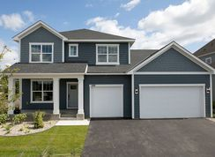 Michigan - Brayburn Trails - The Reserve: Dayton, Minnesota - David Weekley Homes