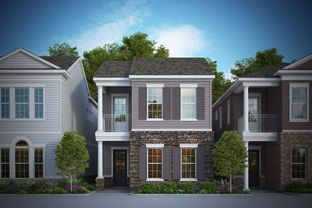 Leghorn - Gramercy West 28' Cottages: Carmel, Indiana - David Weekley Homes