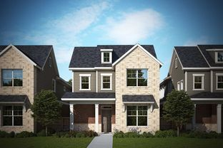 Gunderson - Walsh Cottage: Fort Worth, Texas - David Weekley Homes