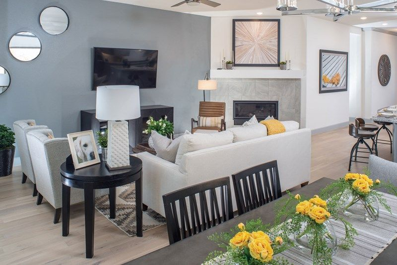 'Elements at Viridian - Signature Series' by David Weekley Homes in Fort Worth