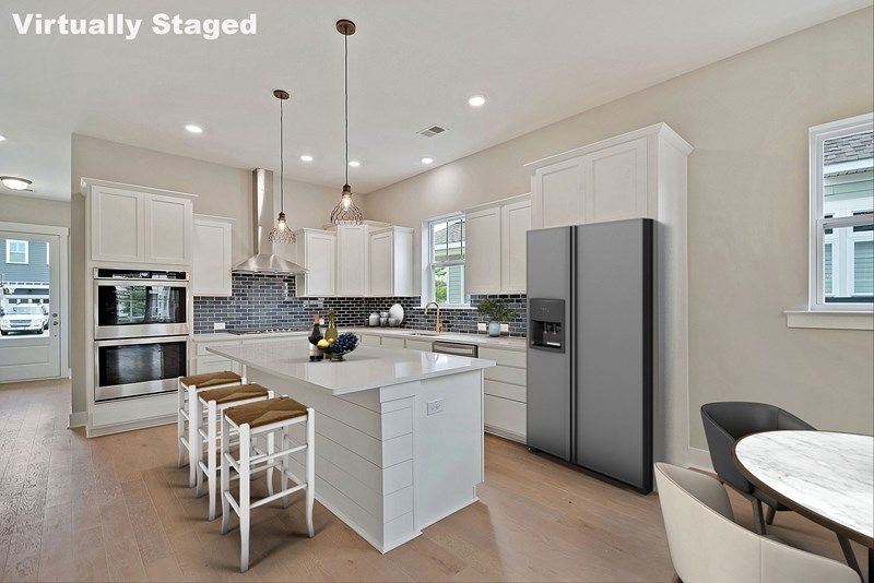 Kitchen featured in the Kellicreek By David Weekley Homes in Charleston, SC