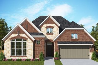 Pinto - Meridiana 55' Homesites: Iowa Colony, Texas - David Weekley Homes