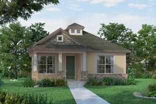 Parma - Woodforest - Kingsley Square 42' Homesites: Montgomery, Texas - David Weekley Homes