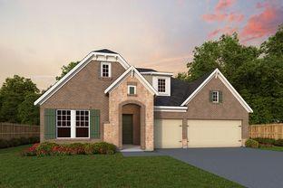 Bynum - StoneCreek Estates: Richmond, Texas - David Weekley Homes