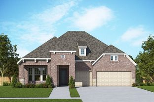Bynum - The Meadows at Imperial Oaks: Conroe, Texas - David Weekley Homes
