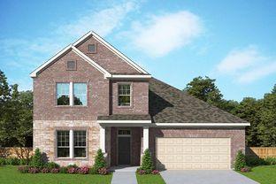 Ella - Meridiana 55': Iowa Colony, Texas - David Weekley Homes