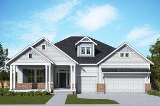 Bonner - The Village at Flat Fork: Fortville, Indiana - David Weekley Homes