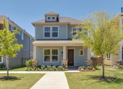 Wildflower - HomeTown Garden: North Richland Hills, Texas - David Weekley Homes