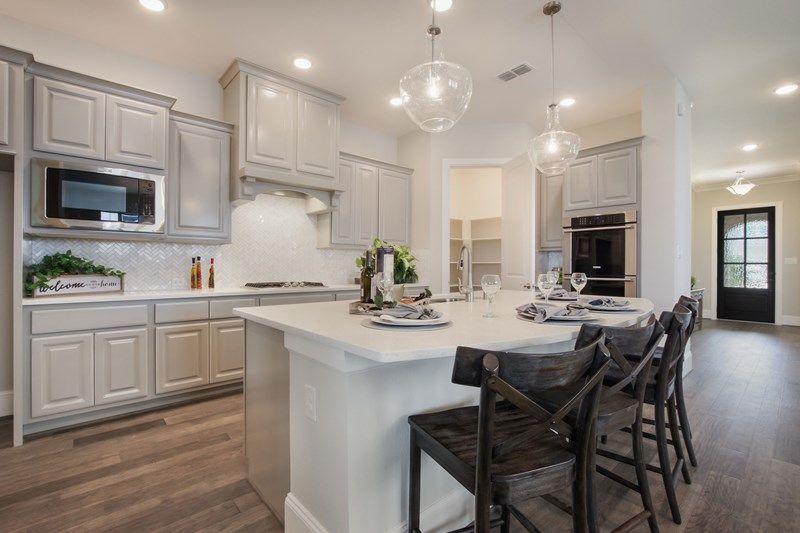 Kitchen featured in the Aubergine By David Weekley Homes in Houston, TX