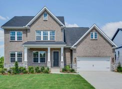 Ridgetop - The Enclave at Dove Lake - The Arrington Collection: Nolensville, Tennessee - David Weekley Homes