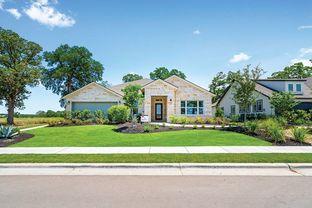 Newbury - The Colony Riverside 65': Bastrop, Texas - David Weekley Homes