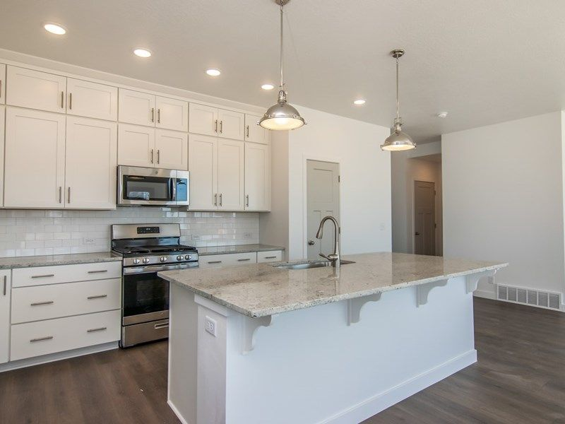 Kitchen featured in the Pagosa By David Weekley Homes in Provo-Orem, UT