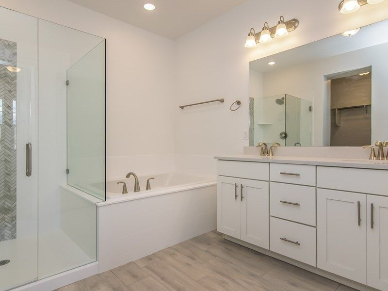 Bathroom featured in the Pagosa By David Weekley Homes in Provo-Orem, UT