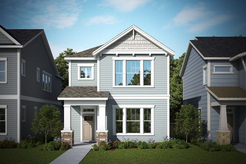 Exterior featured in the Northport By David Weekley Homes in Portland-Vancouver, OR