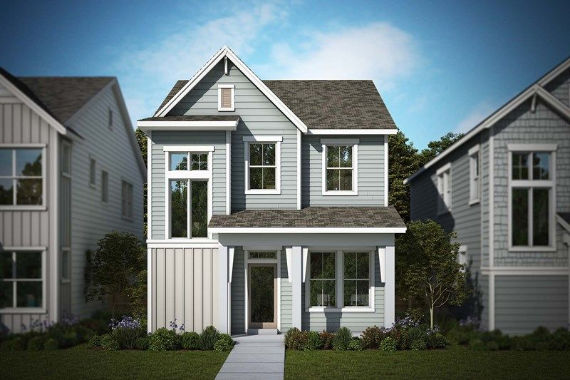 Exterior featured in the Olympus By David Weekley Homes in Portland-Vancouver, OR
