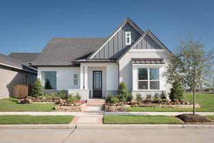 Crowson - Parkland Square 50' - Cottage Series: Cypress, Texas - David Weekley Homes