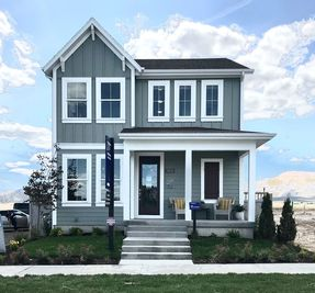 Willoughby - Lifestyle at Daybreak: South Jordan, Utah - David Weekley Homes