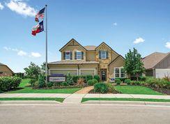 Rankin - The Crossvine 60': Schertz, Texas - David Weekley Homes