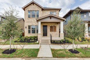 Cargile - Viridian Cottage: Arlington, Texas - David Weekley Homes