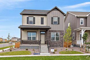 Brookpark - Painted Prairie: Aurora, Colorado - David Weekley Homes