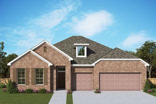 Ellwood - Gateway Parks Classic: Forney, Texas - David Weekley Homes