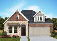Dunlap - Harvest Green 45': Richmond, Texas - David Weekley Homes