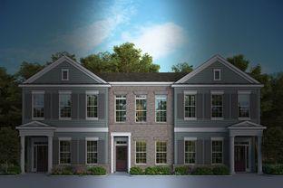 Devault - Gramercy West Townhomes: Carmel, Indiana - David Weekley Homes