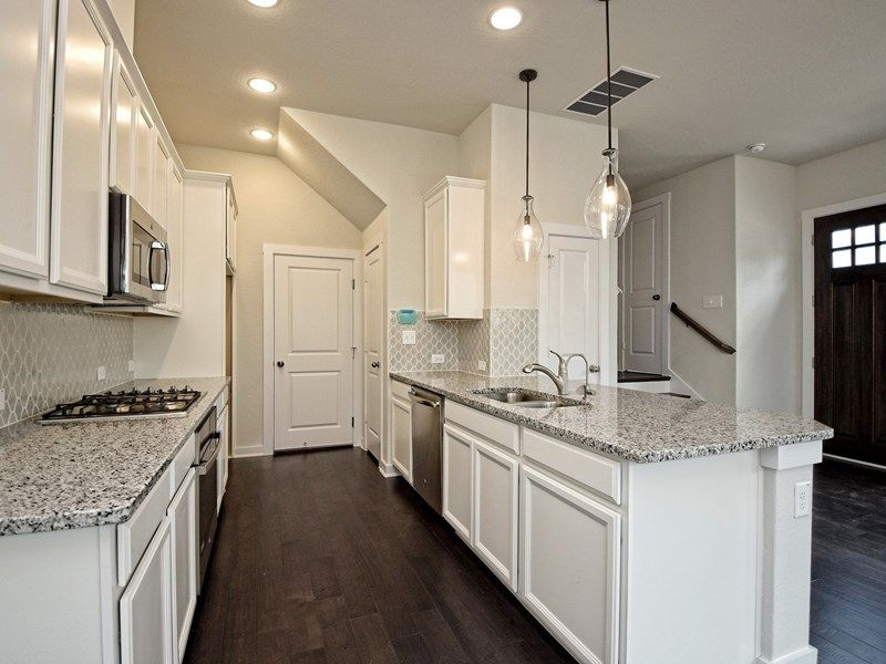 Kitchen featured in the Northaven Terrace By David Weekley Homes in San Antonio, TX