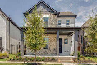 Hazelwood - Viridian Cottage: Arlington, Texas - David Weekley Homes