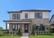 Parkland Square 50' - Cottage Series by David Weekley Homes in Houston Texas
