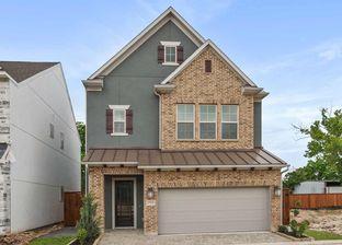 Alexis - Retreat at Westview Terrace: Houston, Texas - David Weekley Homes