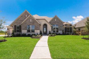 Anaheim - Sterling Creek 90': Friendswood, Texas - David Weekley Homes