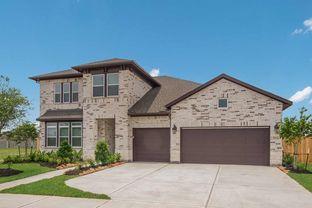 Harvard - Jordan Ranch 70': Brookshire, Texas - David Weekley Homes
