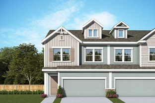 Jamison - Villa Heights - Paired Home Collection: Charlotte, North Carolina - David Weekley Homes