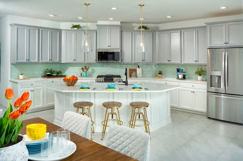 Kitchen featured in the Riverknoll By David Weekley Homes in Jacksonville-St. Augustine, FL