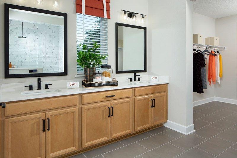 Bathroom featured in the Mcclenaghan By David Weekley Homes in Jacksonville-St. Augustine, FL